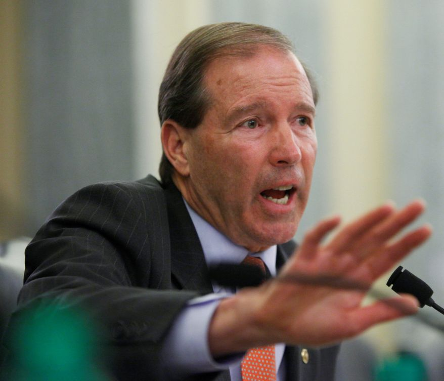 Sen. Tom Udall, New Mexico Democrat (Associated Press)
