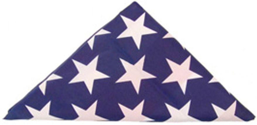 Illustration: American flag