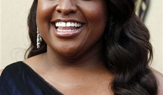 FILE - In this March 7, 2010 file photo, Sherri Shepherd arrives during the 82nd Academy Awards in the Hollywood section of Los Angeles. (AP Photo/Matt Sayle, file)