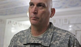 **FILE** Gen. Raymond T. Odierno (Associated Press)