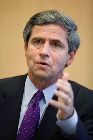 Rep. Joe Sestak, Pennsylvania Democrat (AP Photo/Matt Rourke, File)