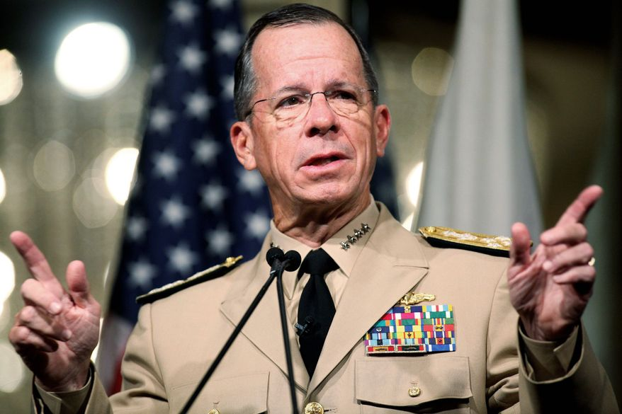 """""""The United States sees the Lashkar-e-Taiba becoming more lethal by the day and thinks its gradual growth now clearly shows that it has global inspirations to spread terror,"""" said Adm. Mike Mullen, chairman of the Joint Chiefs of Staff, addressing reporters in Islamabad in July. (Bloomberg)"""