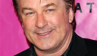 "FILE - In this May 5, 2010 file photo, actor Alec Baldwin attends the Joyful Heart Foundation Gala in New York. Baldwin is philosophical about the end of ""30 Rock'""s three-year run as best comedy at the Emmys. (AP Photo/Evan Agostini, File)"