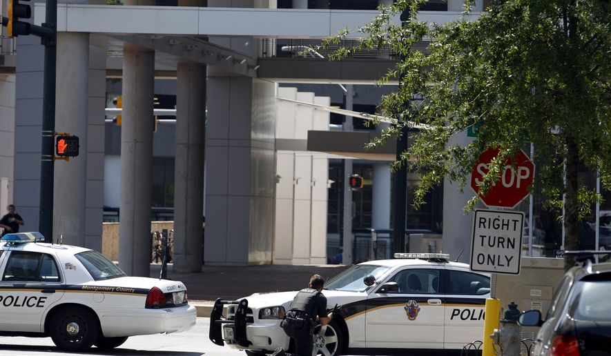 Three hostages safe at Discovery HQ - Washington Times