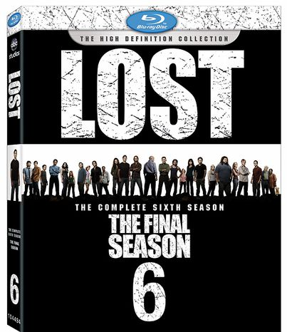 Lost: The Complete Sixth Season from Buena Vista Home Entertainment is now on Blu-ray.