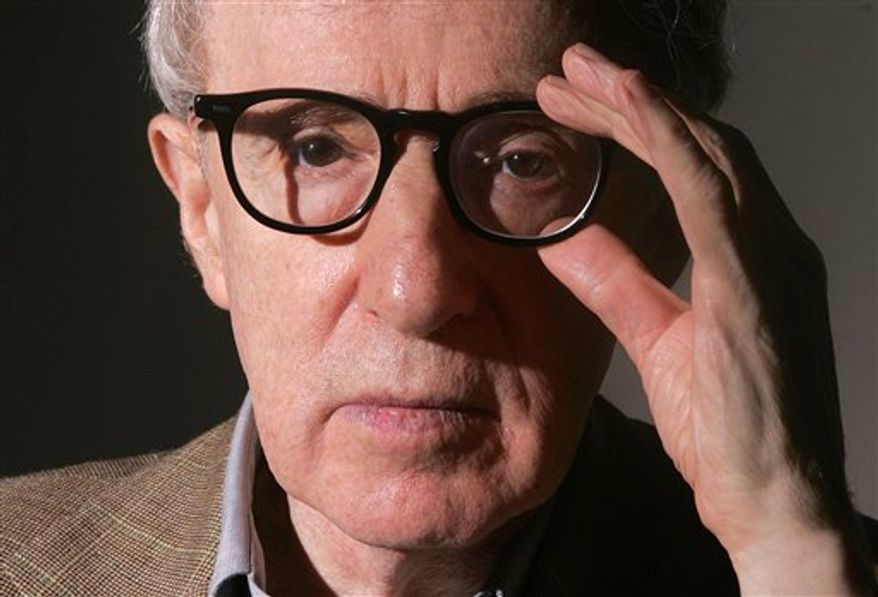 ** FILE ** Actor and director Woody Allen. (AP Photo/Dan Steinberg)