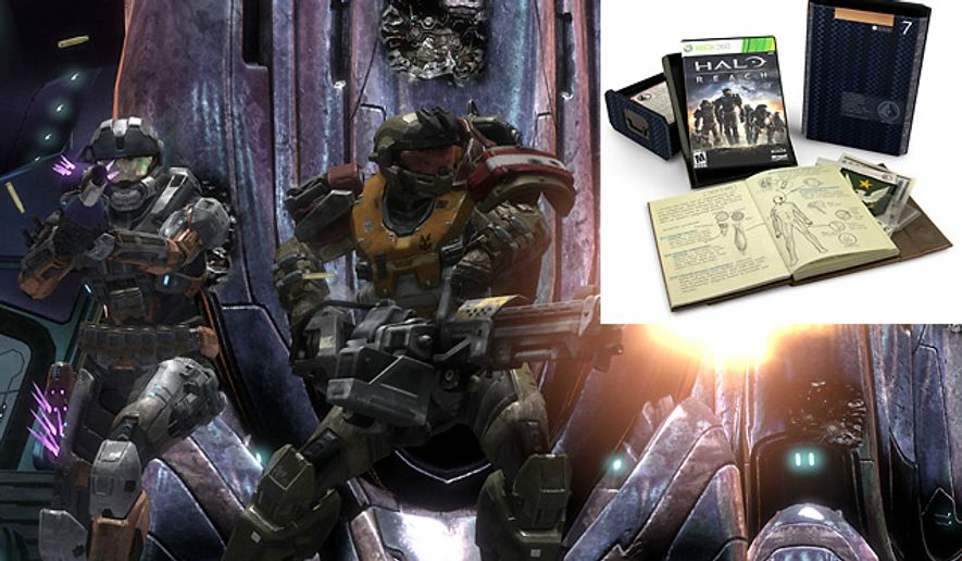 Halo Reach: Limited Edition from Microsoft Game Studios