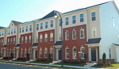 Van Metre Homes is building 100 condominiums at Lansdowne Town Center in Leesburg. The homes have 1,407 to 1,619 finished square feet, with base prices from $249,990 to $269,990.