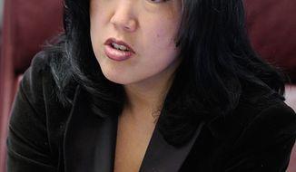 D.C. Schools Chancellor Michelle Rhee
