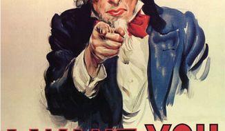 Illustration: Future recruiting poster