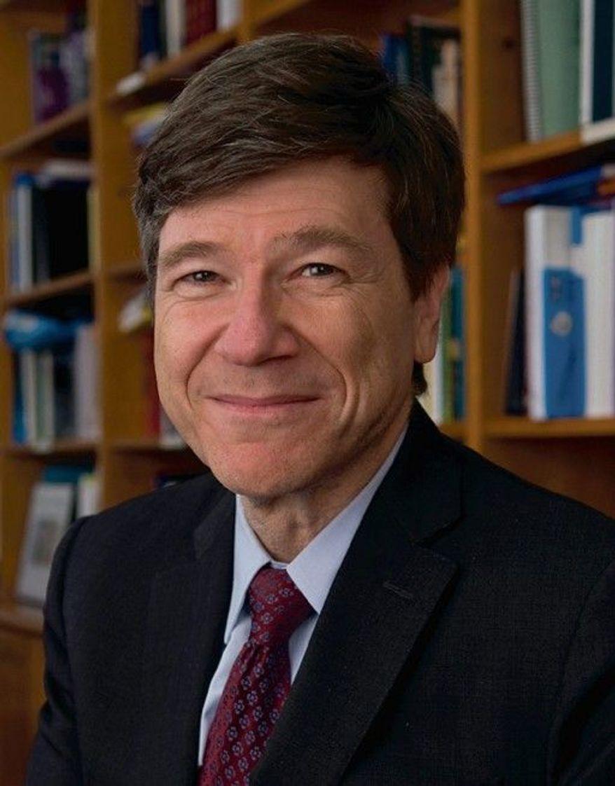 Jeffrey Sachs, special adviser to U.N. Secretary-General Ban Ki-moon (The Earth Institute Columbia University)