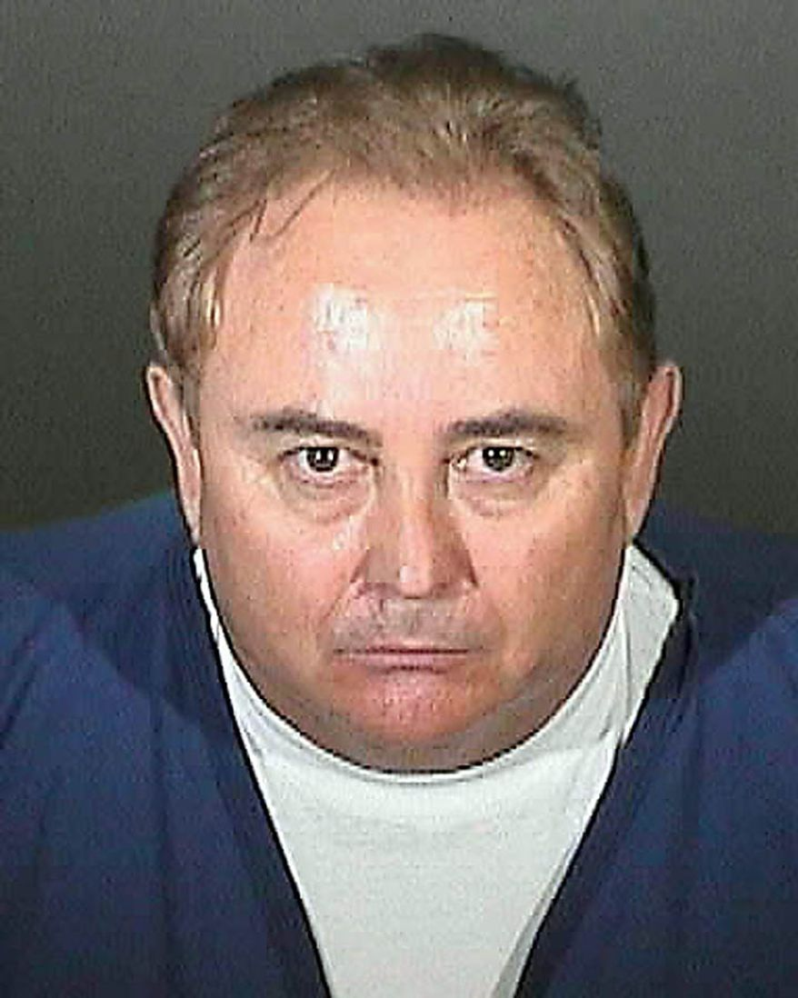 This image provided by the Los Angeles County Sheriff's Department shows city of Bell official, Robert Rizzo who was arrested Tuesday, Sept. 21, 2010 along with seven others  over allegations of corruption, misuse of public funds and voter fraud.(AP Photo/Los Angeles County Sheriff)