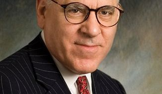 ** FILE **  File photo released by The Carlyle Group shows David M. Rubenstein.  (AP Photo/The Carlyle Group, File )