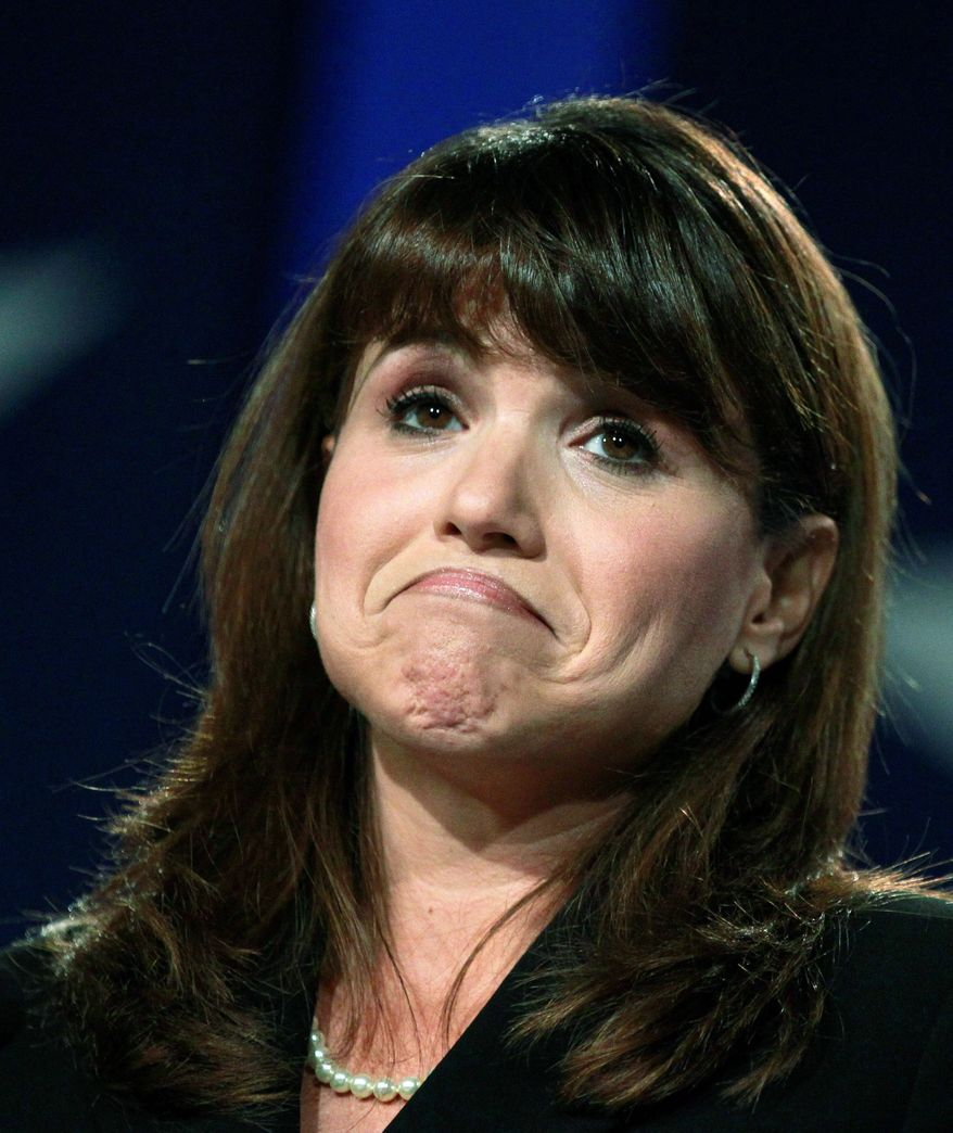 """Christine O'Donnell can count on support from the """"tea party,"""" but not the fellow Republican she defeated."""