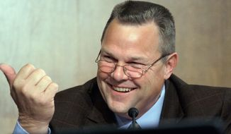 ** FILE ** Sen. Jon Tester, Montana Democrat. (Associated Press)