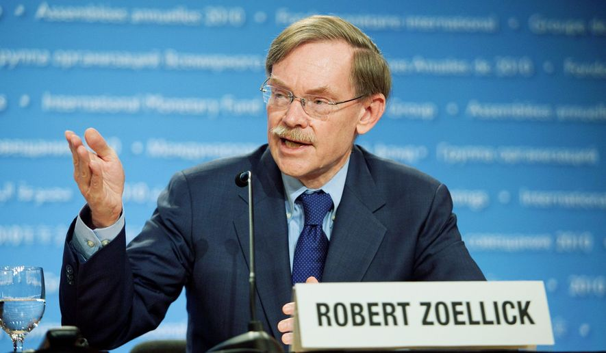 CURRENCY EVENTS: World Bank President Robert B. Zoellick rallied for more international cooperation. (Bloomberg)
