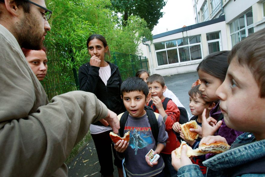 Education woes hurt Roma kids - Photos - Washington Times