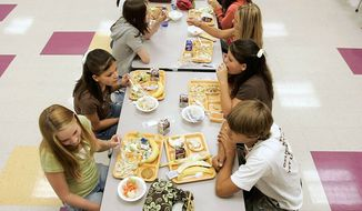 The U.S. government is trying new approaches to get students to choose healthier foods. It is giving $2 million to food-behavior scientists to find ways to use psychology to improve youngsters' use of the federal school lunch program and fight obesity. (Associated Press)