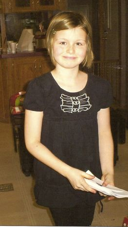This undated photo provided by the Federal Bureau of Investigation shows Zahra Clare Baker, a 10-year-old North Carolina hearing-impaired girl with a prosthetic leg who is missing. The girl was last seen by her stepmother at 2:30 a.m. Saturday, Oct. 9, 2010. A fire was reported in the Bakers' backyard about 5 a.m.