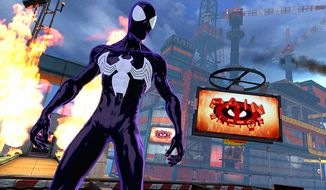 Ultimate Spider-Man co-stars in Spider-Man: Shattered Dimensions from Activision