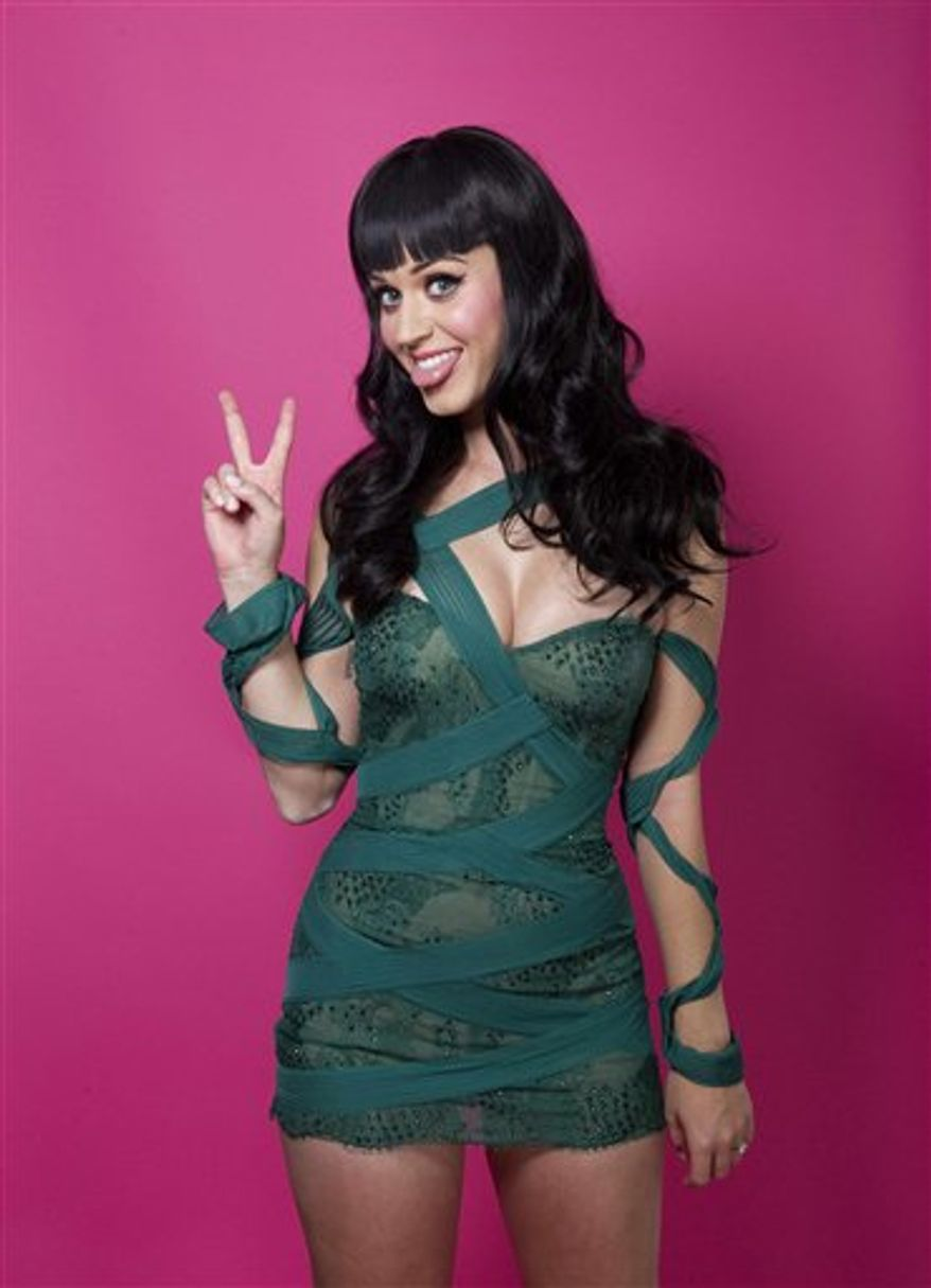 **FILE** - Katy Perry (AP Photo/Victoria Will/file)