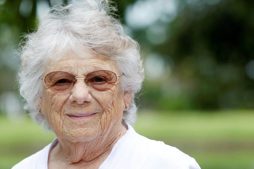 Floridian Betty Dizik, 83, is upset that she won't receive a Social Security cost-of-living increase again this year. She gets by on a monthly Social Security check of $1,200, her only source of income. (Associated Press)