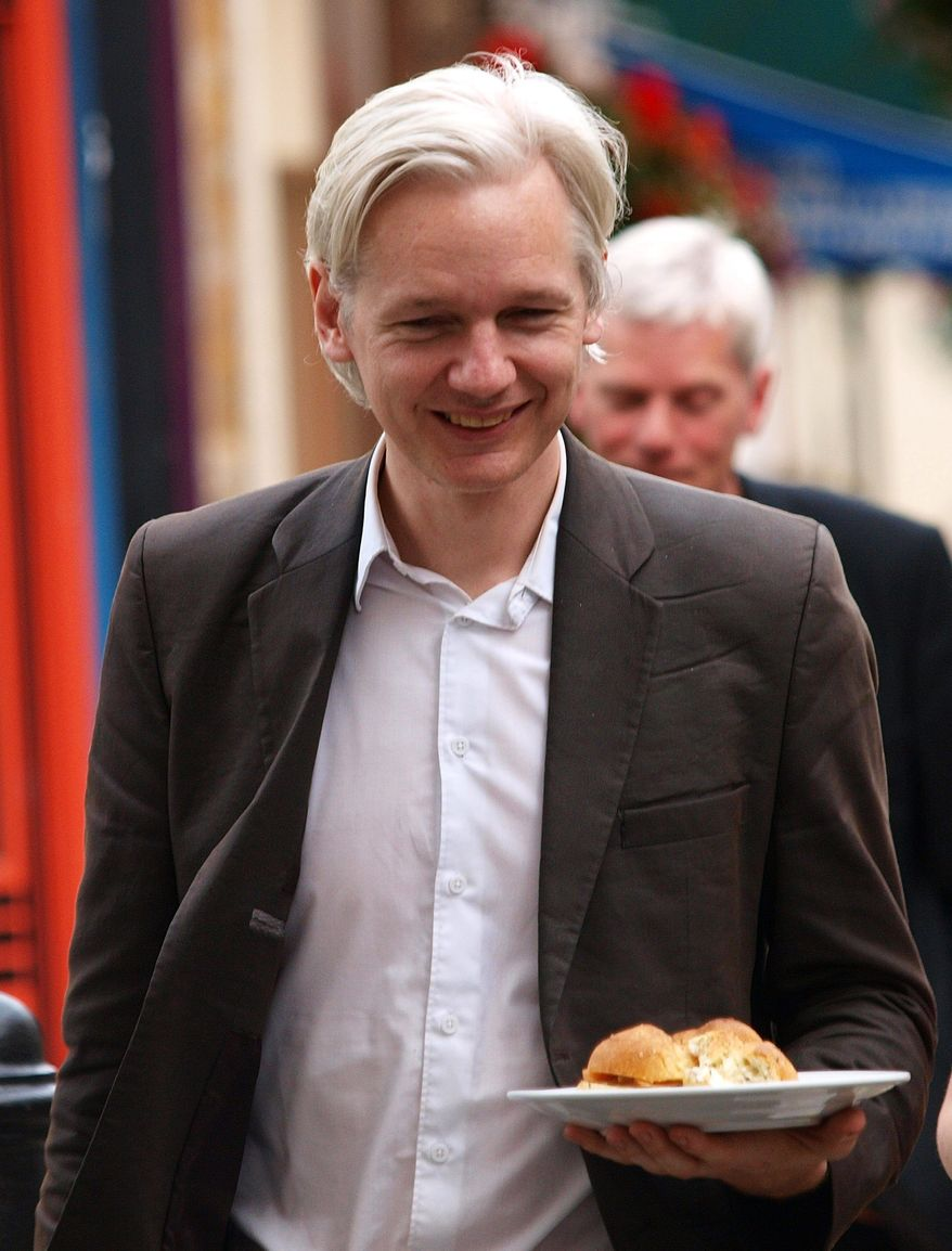 Look for Julian Assange, founder and editor of the WikiLeaks website, to be back in the news with a fresh set of classified documents.