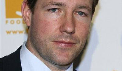 """FILE - In this April 23, 2007 file photo, actor Ed Burns arrives to the Food Bank for New York City's fifth annual Can-Do dinner awards held at Pier Sixty in New York. Burns revisits his indie roots _ with a modern twist _ in his latest project, """"Nice Guy Johnny."""" (AP Photo/Adam Rountree, file)"""