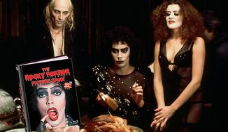 The Rocky Horror Picture Show: 35th Anniversary Edition from 20th Century Fox Home Entertainment is on Blu-ray.