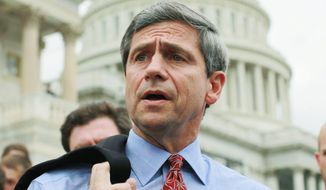 **FILE** Rep. Joe Sestak