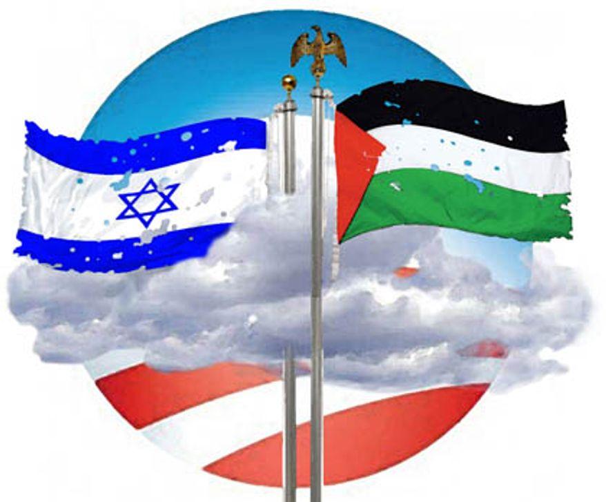 Illustration: Palestine