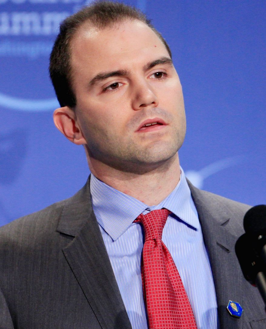 Ben Rhodes is White House deputy national security adviser. (Associated Press)