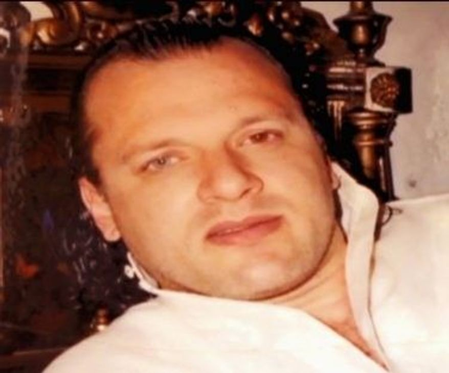 PLOTTER: David Coleman Headley made videotapes of potential targets in Mumbai, including those attacked in November 2008. (Associated Press)