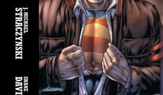 "In this publicity image released by DC Comics, the cover of ""Superman: Earth One,"" is shown. (AP Photo/DC Comics)"