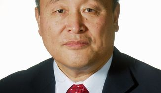 Douglas D.M. Joo (J.M. Eddins Jr./The Washington Times)