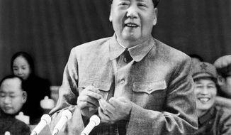 Mao Zedong (Associated Press)