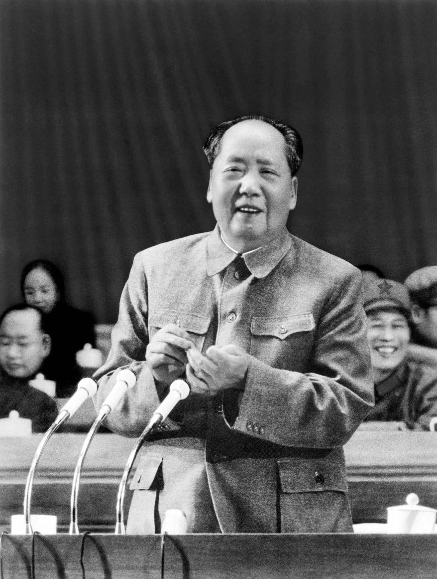Mao Zedong (Associated Press)