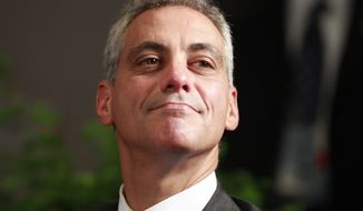 **FILE** Rahm Emanuel (Associated Press)