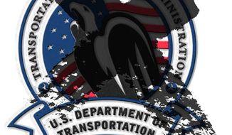 Illustration: Abolish TSA by Greg Groesch for The Washington Times