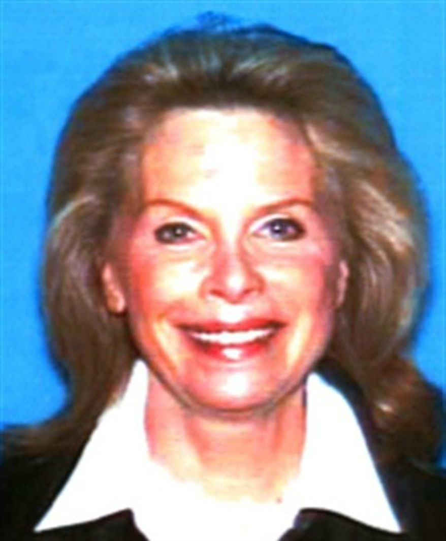 FILE - This image provided by the Jackson County Sheriff's Office shows Harold Martin Smith, who killed himself just as police approached him for questioning him on Wed., Dec. 1, 2010, in connection with the slaying of Hollywood publicist Ronni Chasen. In a news conference scheduled for Wednesday Dec. 8, 2010 Beverly Hills Police announced they have significant news concerning ballistic tests conducted on the gun Smith used to shoot himself. (AP Photo/Jackson County Sheriff's Office, File)