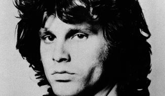 Jim Morrison of The Doors (Associated Press)