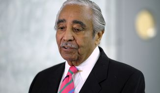 ** FILE ** Rep. Charles B. Rangel, New York Democrat (Associated Press)