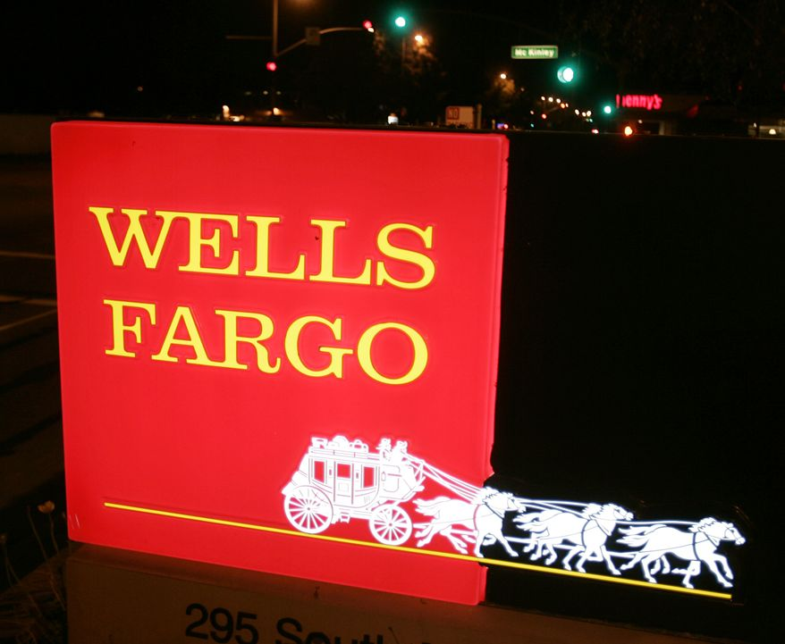 Wells Fargo Bank agreed to pay $100 million to Citigroup Friday, Nov. 19, 2010, to settle all claims in a dispute related to its 2008 acquisition of Wachovia Corp.(AP Photo/Paul Sakuma, file)