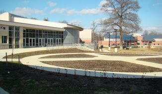 """D.C. GOVERNMENT The New Beginnings Youth Development Center has been described as an """"anti-prison."""""""