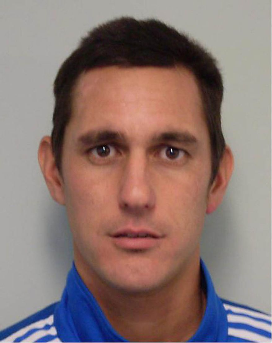 In this undated photo released by New Zealand Police, miner Christopher Peter Duggan, 31, from Greymouth, New Zealand, poses before the camera. Duggan is one of 29 miners believed to be trapped in the Pike River Coal mine near Greymouth, New Zealand, following an explosion at the mine Friday, Nov. 19, 2010. (AP Photo/New Zealand Police)