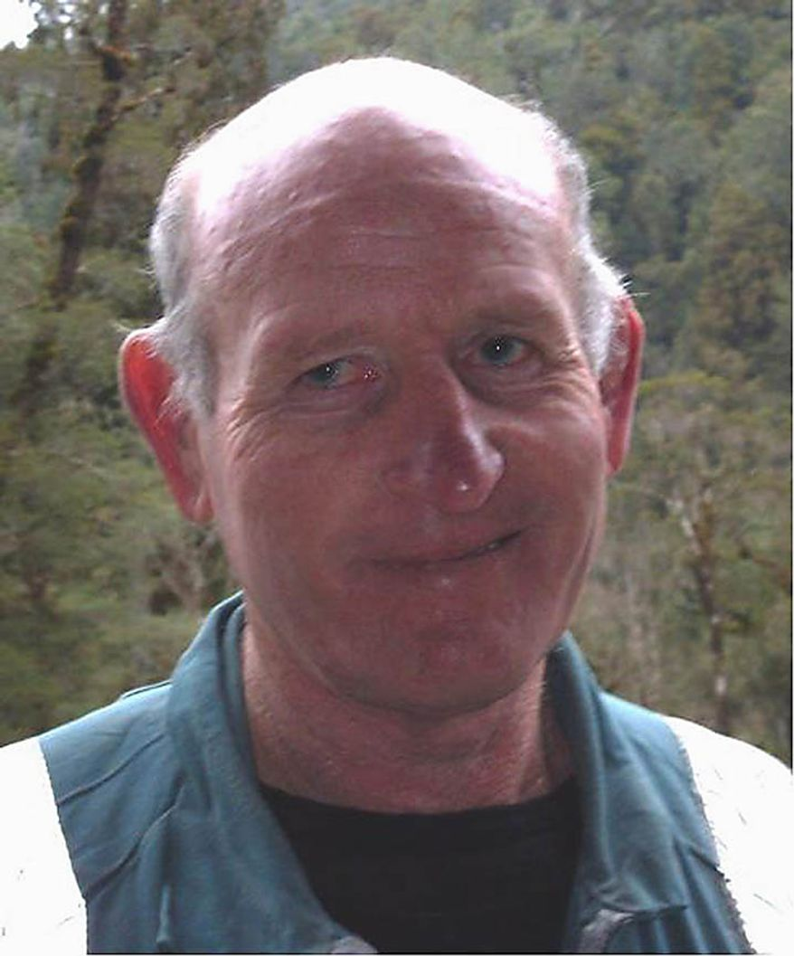 In this undated photo released by New Zealand Police, miner Keith Thomas Valli, 62, of Winton, New Zealand, poses before the camera. Valli is one of 29 miners believed to be trapped in the Pike River Coal mine near Greymouth, New Zealand, following an explosion at the mine Friday, Nov. 19, 2010. (AP Photo/New Zealand Police)
