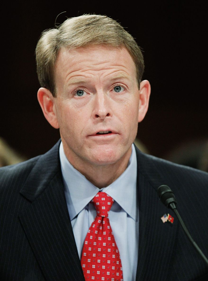 FRC President Tony Perkins says SPLC's accusations are a desperate attempt for attention by a dwindling liberal base. (Associated Press)
