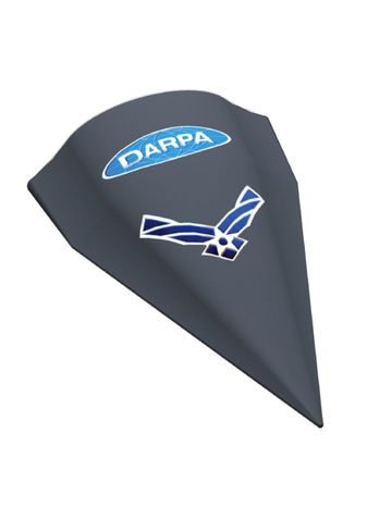 Falcon Hypersonic Technology Vehicle 2 (Courtesy of DARPA)