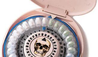 Illustration: The pill