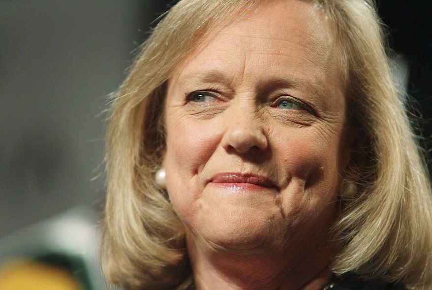 ASSOCIATED PRESS Billionaire Meg Whitman spent more money - at least $174 million - than any candidate for a statewide office in U.S. history. All but roughly $30 million of that was from her personal fortune.